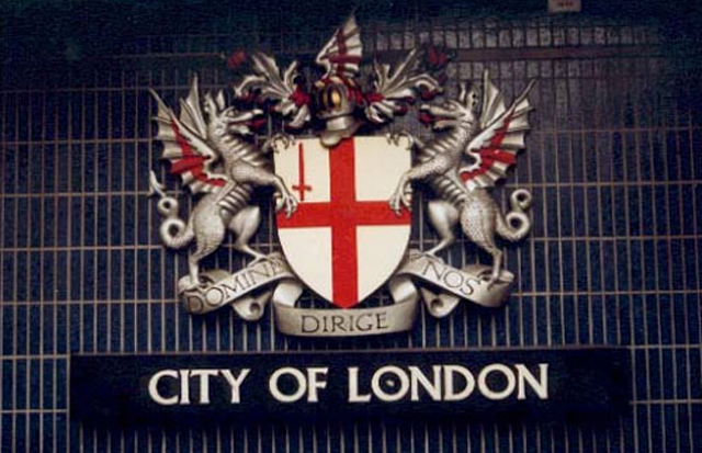 city-of-london-wappen