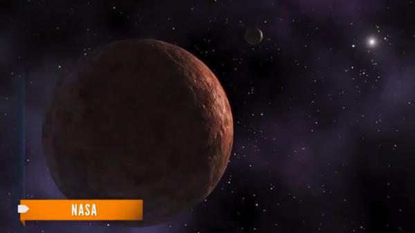 Zwergplanet