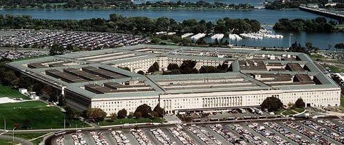 pentagon-verteidigungsministerium
