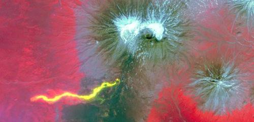Tolbatschik-vulkanausbruch