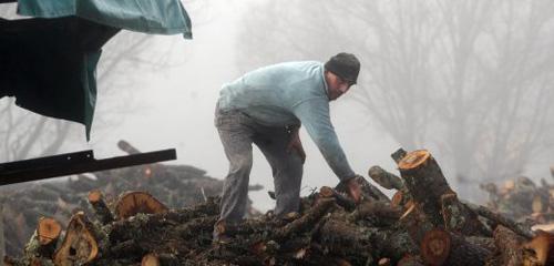griechenland-brennholz