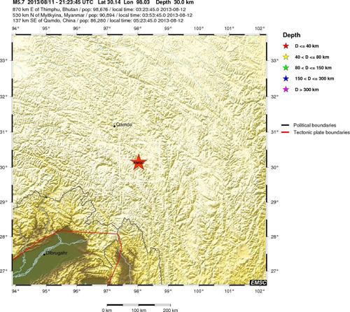 erdbeben-tibet