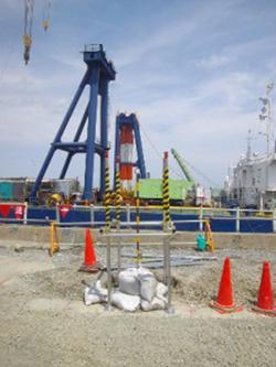 fukushima-grundwasser-kontrollpunkt