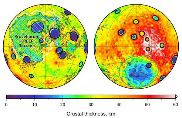 mond-krater
