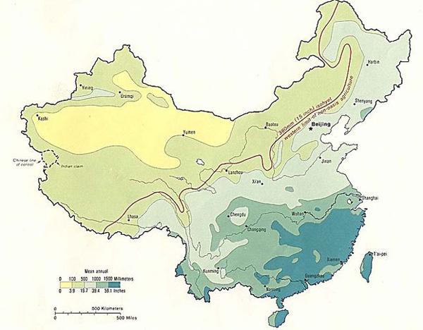 niederschlag-china