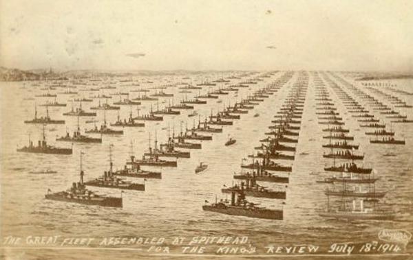 flotte-britische-navy-1914