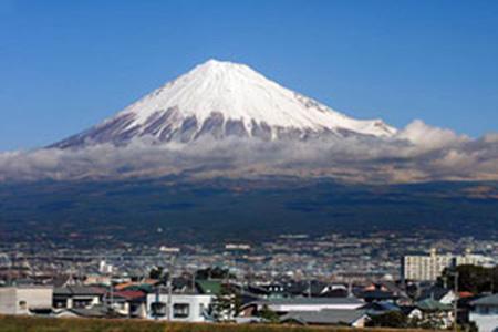 vulkan-Fuji