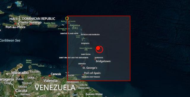 erdbeben-karibik