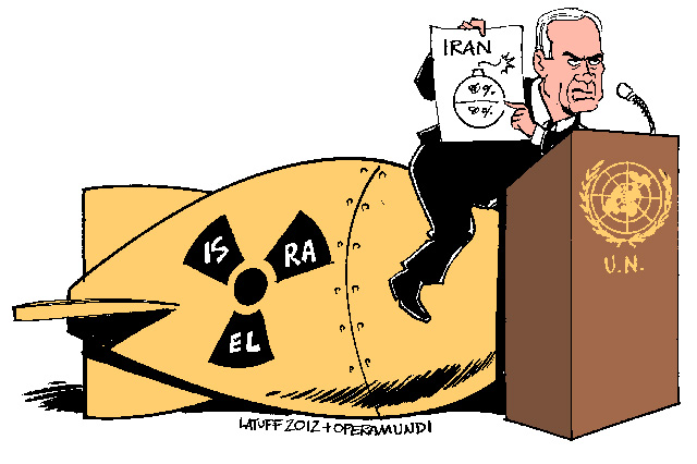 israel-kriegstreiber-angriff-iran
