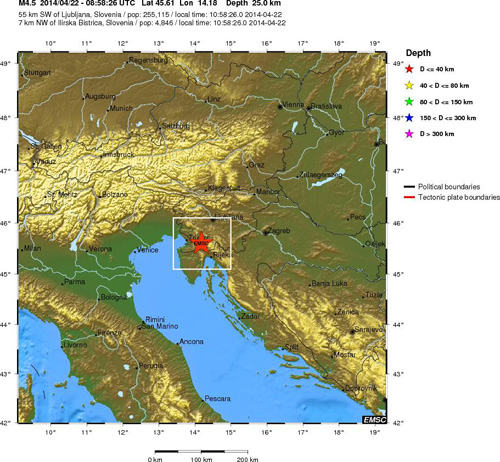 erdbeben-slowenien