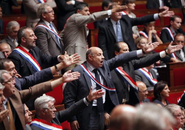 frankreich-nationalversammlung