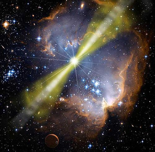 gammablitz-universum