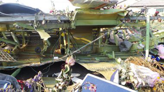 wrackteil-mh17