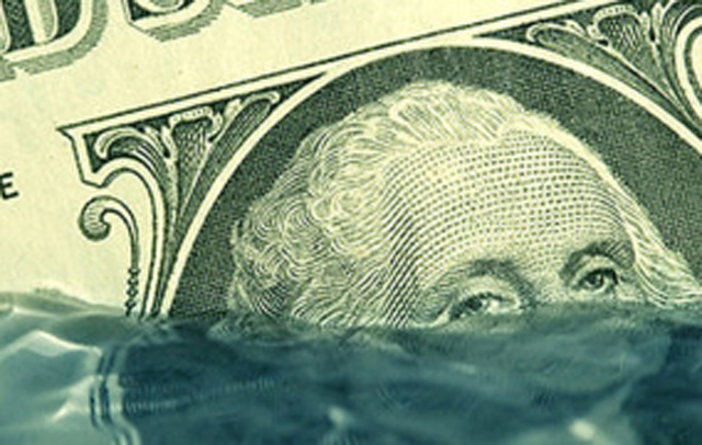 dollar-untergang