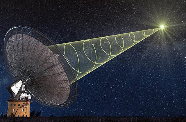 radio-impuls-weltall