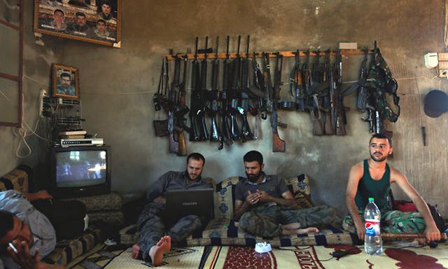 syrien-buergerkrieg-usa