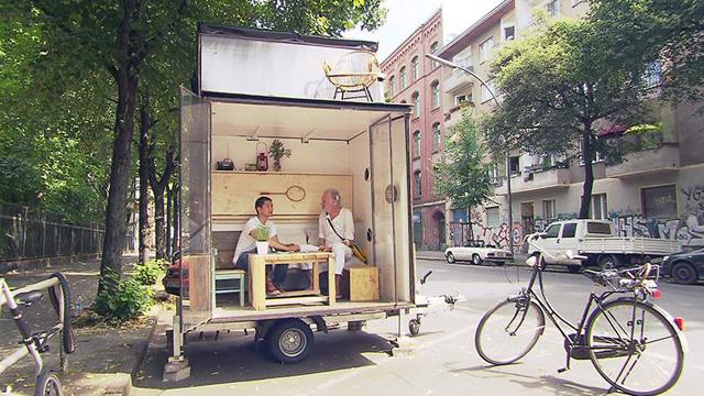 mini haeuser auf raedern tiny houses trend  deutschland