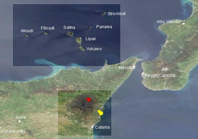 aetna-erdbeben