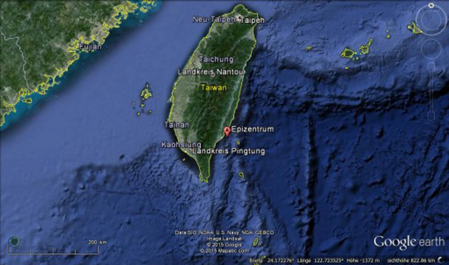 erdbeben-taiwan