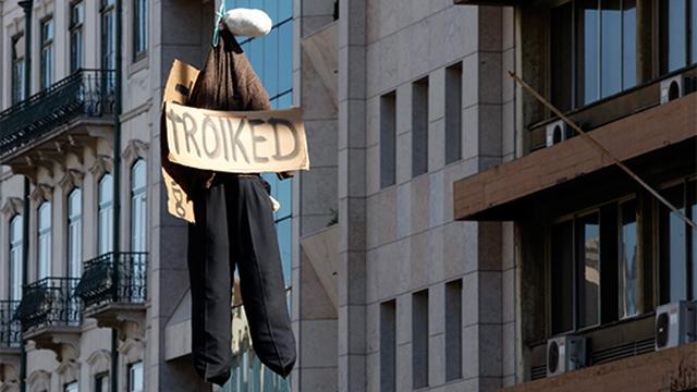 griechenland-troika