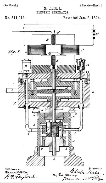 electric-generator-tesla