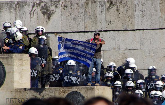 griechenland-aufstand