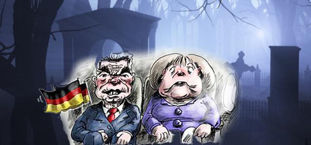 gauck-merkel-deutschland-nacht-untergang