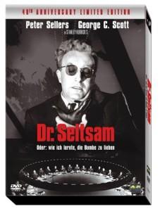 Dr. Seltsam oder Wie ich lernte, die Bombe zu lieben (40th Anniversary Limited Edition, 2 DVDs)