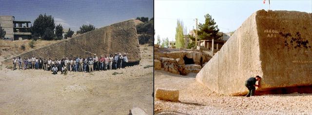 stein-Baalbek-Heliopolis