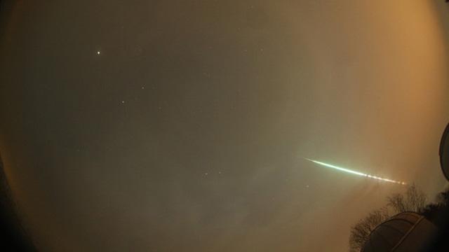 Meteorit Süddeutschland