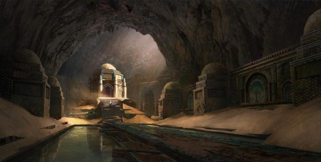 Hidden Chambers Escape Room