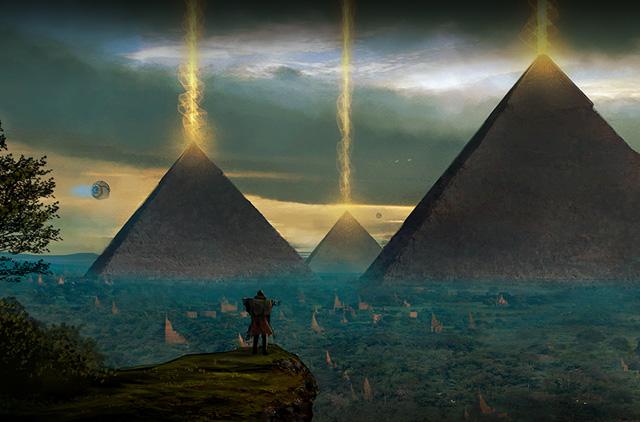 Die Geheime Pal 228 Ophysik Der Gro 223 En Pyramide Und Der