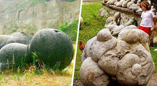Steine Die Sich Bewegen