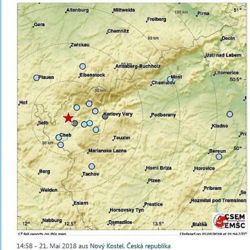 Neue Erdbebenkarte für Deutschland | PRAVDA TV - Lebe die ...
