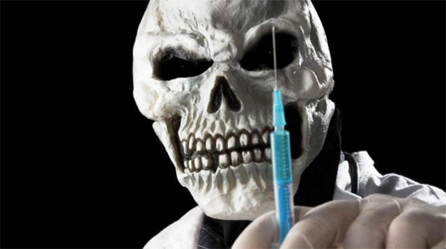 """Image result for Der Einsatz von """"Kampfstoffen"""" in Impfungen!"""