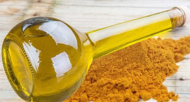Heilig und heilend – Öl von Kurkuma