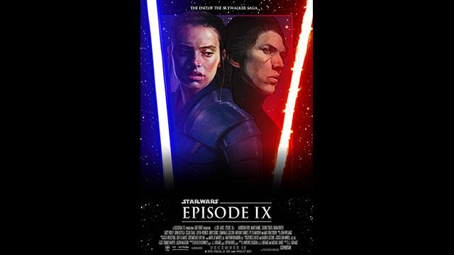 Agenda der Elite: Bei den Star Wars-Plakaten dreht sich ...
