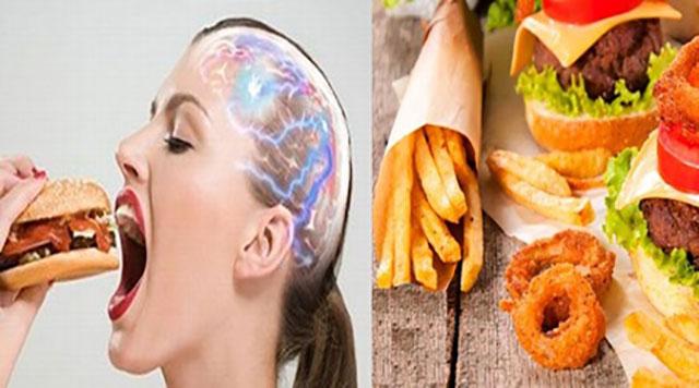 """Neue Studie zu Fast Food: """"Menschen essen sich ihr Gehirn weg"""""""