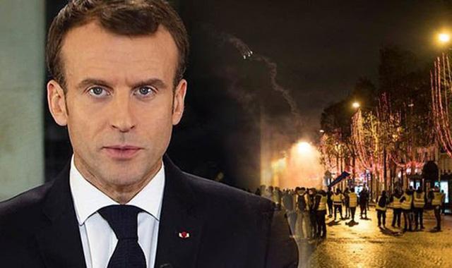 Rothschild-Banker Macron warnt vor Weltkrieg und dem Zusammenbruch der Nato