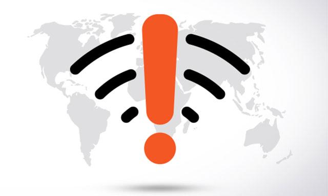 Weltweite Proteste: Regierungen schränken Internetzugang ein