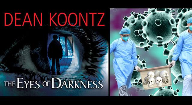 Buch The Eyes Of Darkness Inhalt