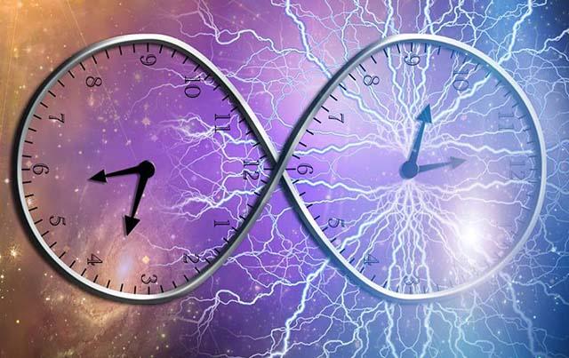 Nasa Paralleluniversum Zeit Rückwärts