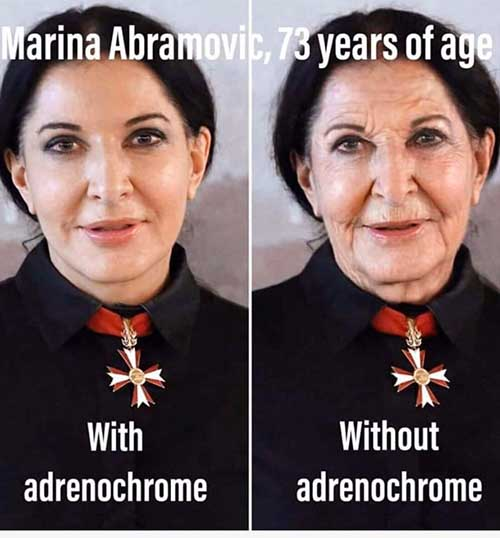 Adrenochrom Wirkung