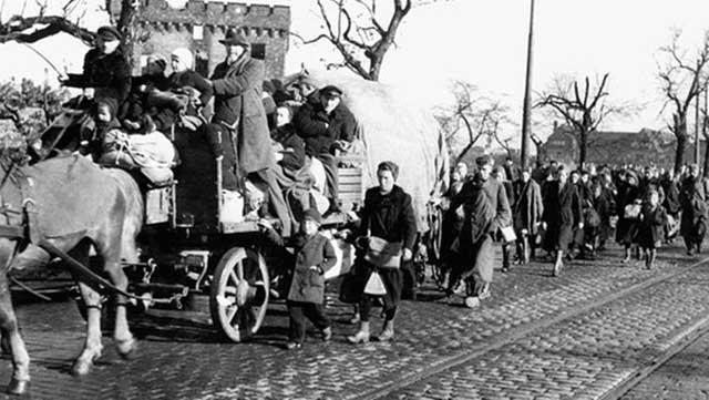 """US-amerikanischer Völkerrechtler klagt an: Die Vertreibung der Deutschen war ein """"Völkermord"""" und ein """"Kriegsverbrechen!"""""""