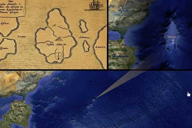 Gab es Atlantis? Was die biblische Geschichte uns sagen kann (Video)