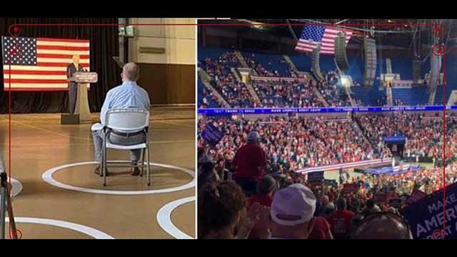 USA: Der senile Joe Biden gibt Wahlbetrug zu und nennt Donald Trump ?George?(Videos)