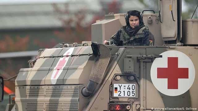 Deutschland im Coronawahn ? Sperrstunden und Einsatz der Bundeswehr im Inland an