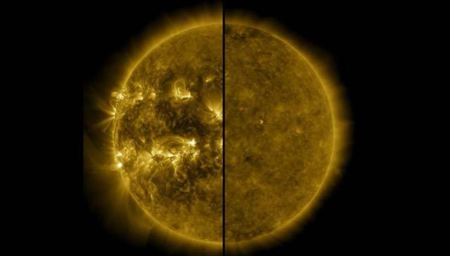 Sonnenaktivität Aktuell Nasa