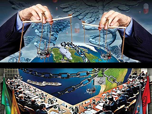 Neue Weltordnung: Der COVID-Kult und die 10 Stufen der Tyrannei