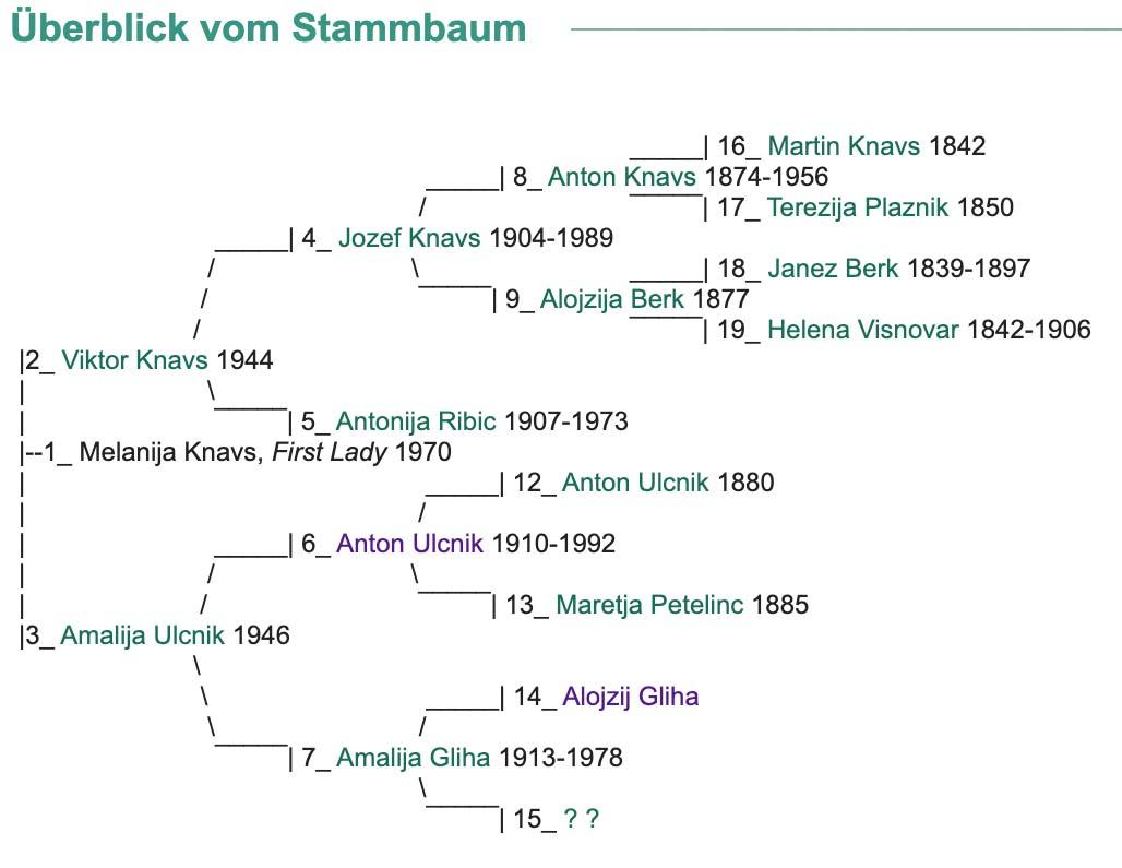 Stammbaum zaren russland Romanow